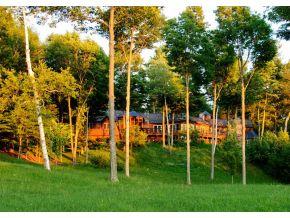 Homes on Lake Champlain