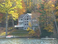 Ashland NH Waterfront & Water Access Homes