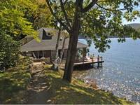 Winnipesaukee Waterfront Homes up to $1 million dollars