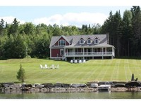 Glover VT Lakefront Homes
