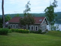 Westmore VT Lakefront Homes