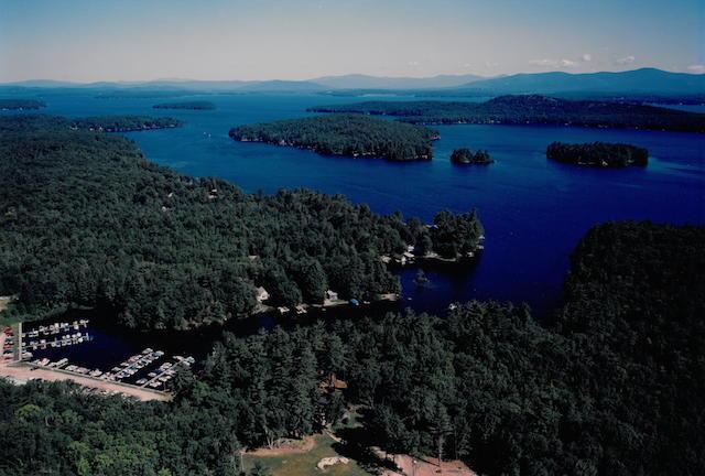 Halfmoon Lake, NH