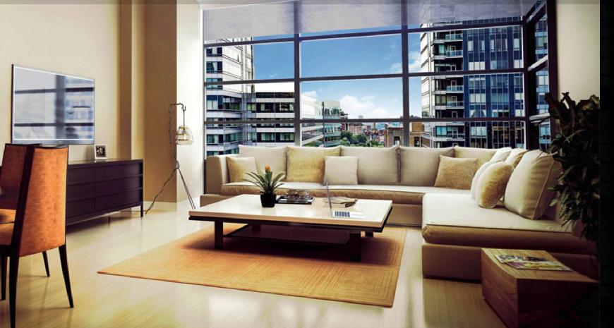 Downtown Boston Luxury Condos