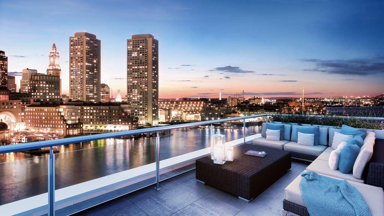 Twenty Two Liberty | Seaport New Construction Luxury Condos