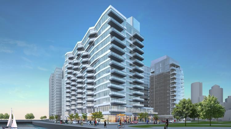 50 Liberty | Seaport New Construction Luxury Condos