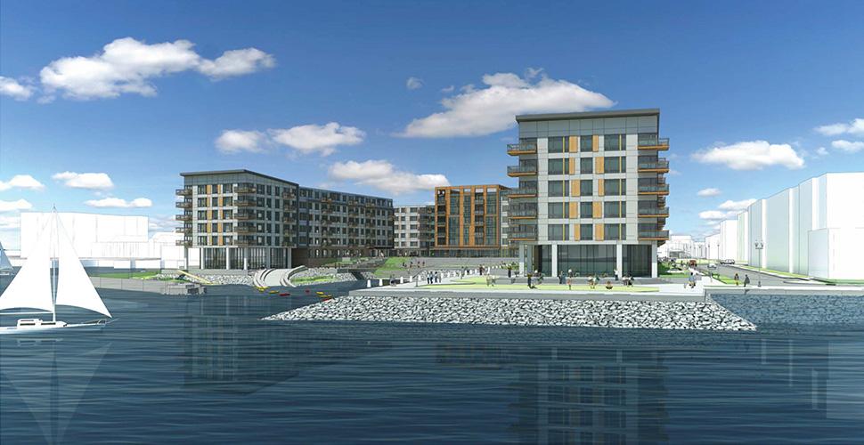 Clippership Wharf