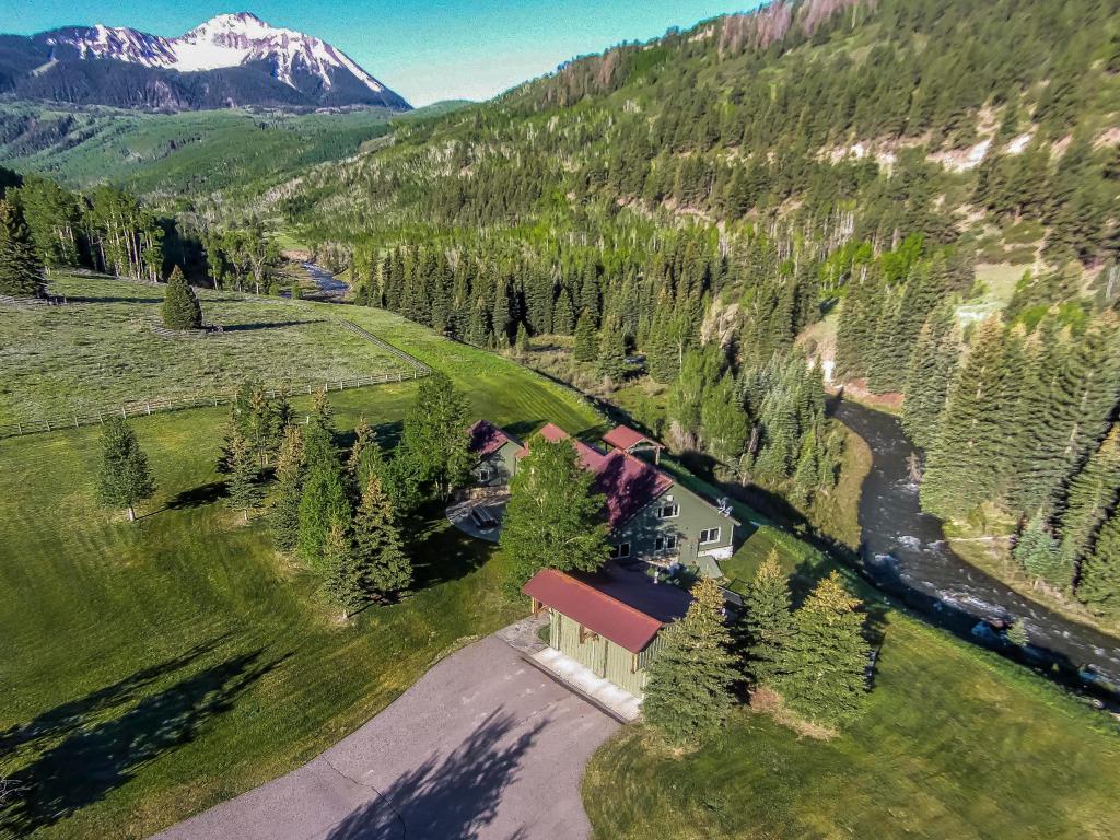 Telluride's Ilium/Ames Real Estate for Sale