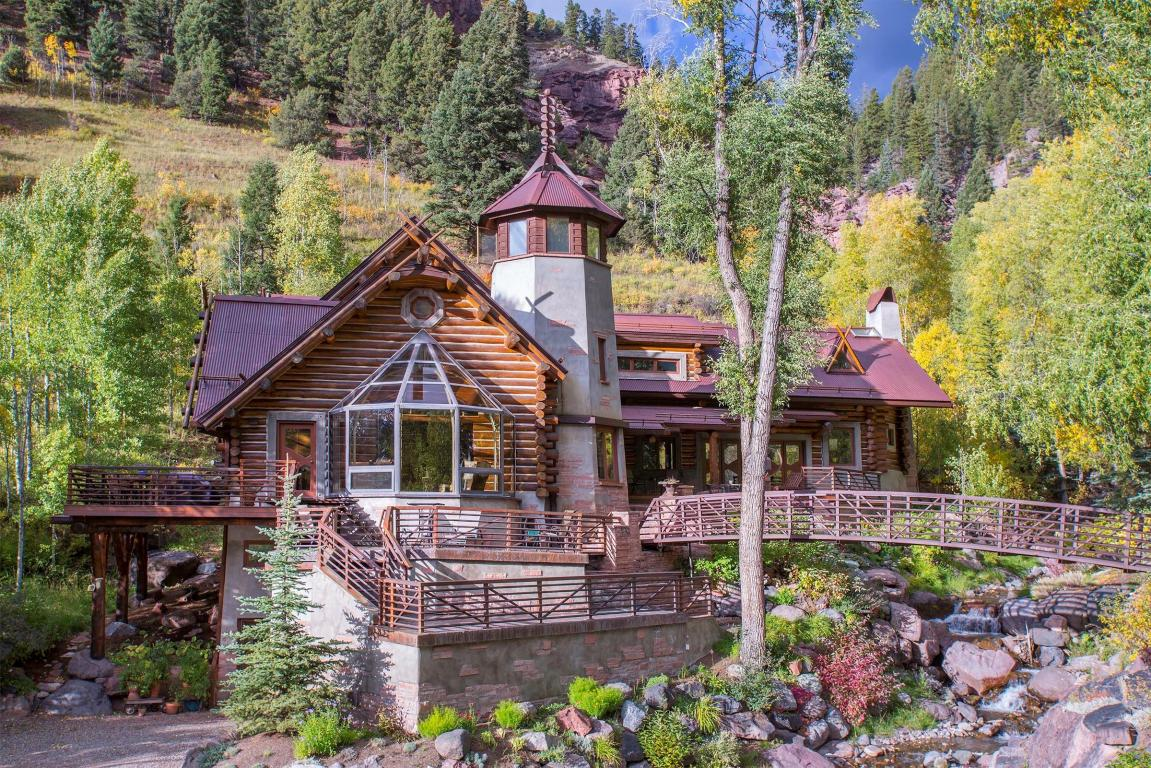 Hillside Property for Sale in Telluride, Colorado