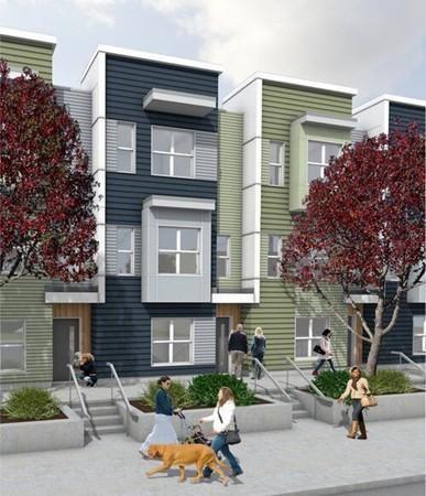 Coppersmith Village | East Boston Luxury Condos