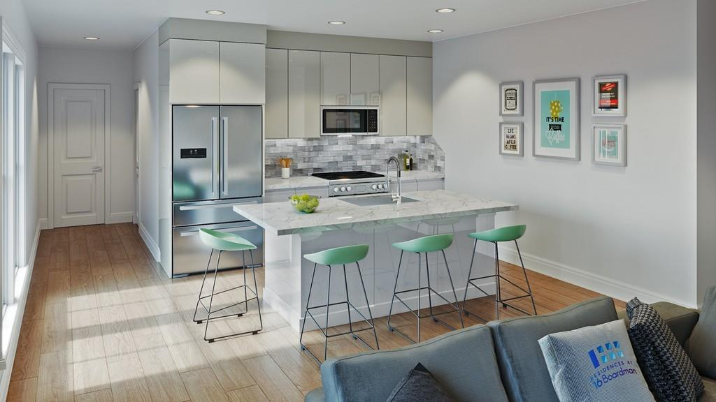 Residences at 16 Boardman | East Boston Luxury Condos