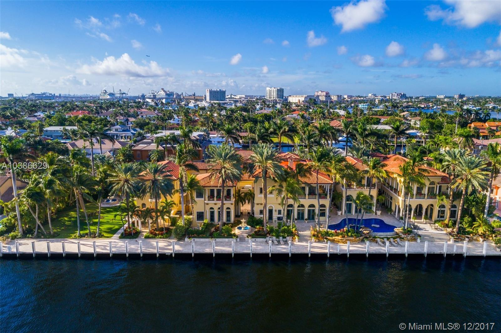 Direct Intracoastal Frontage