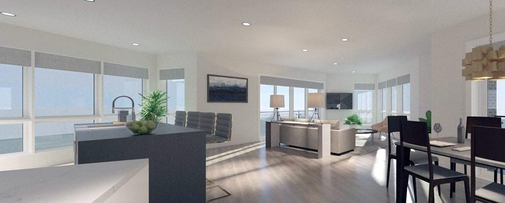 100 A | South Boston New Construction Luxury Condos