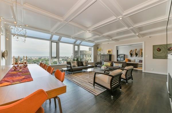 Four Seasons Residences | Back Bay Luxury Condos