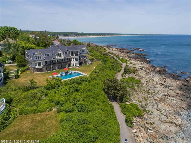 Southern ME Oceanfront Homes