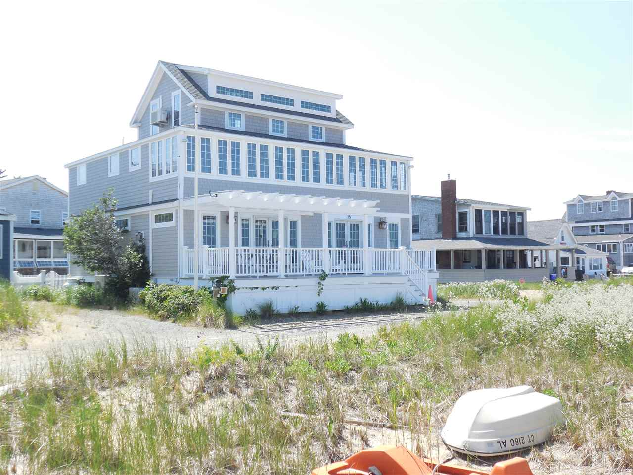 Northern MA Oceanfront Homes