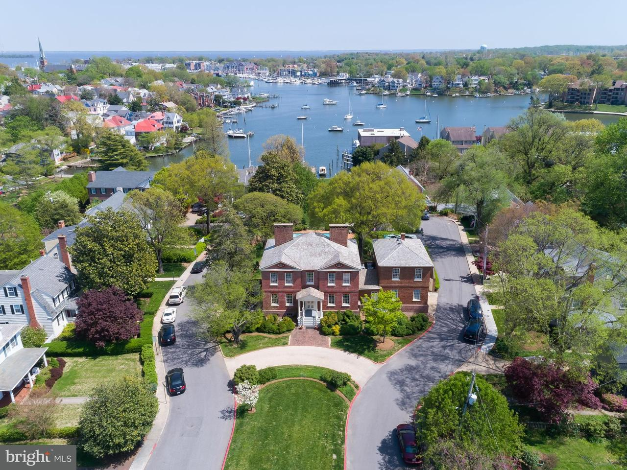 Annapolis Waterfront Homes