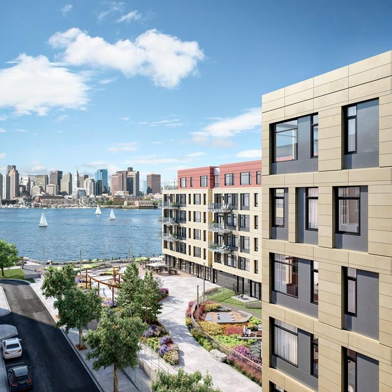 The Mark | East Boston New Construction Waterfront Condos