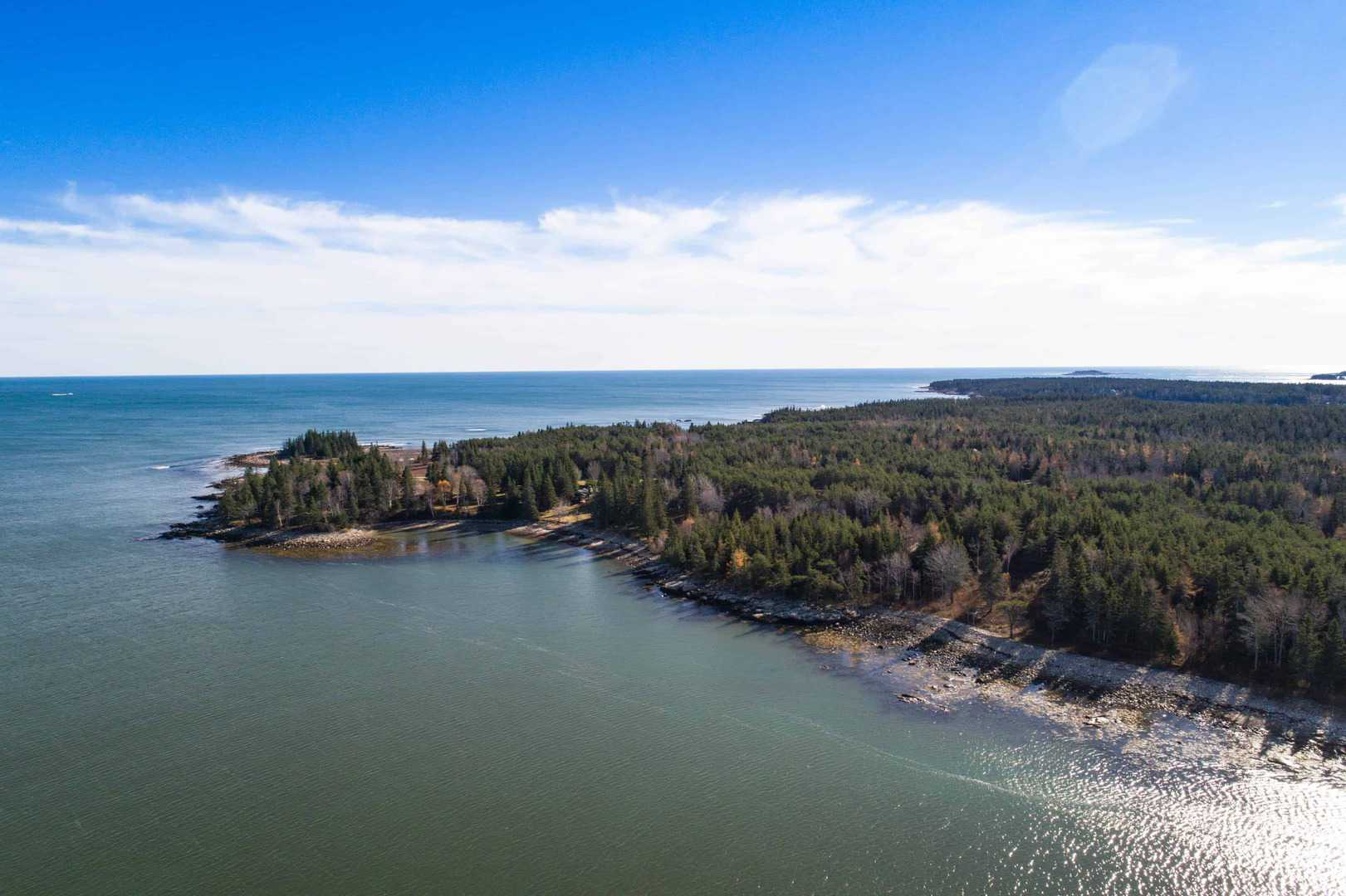 Land for Sale in The Schoodic Peninsula | The Christopher Group