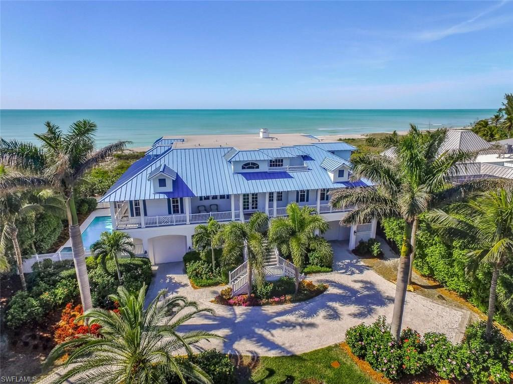 Captiva Private Beach Homes