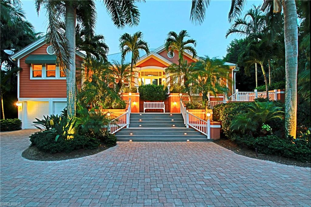 Captiva Homes with a Dock