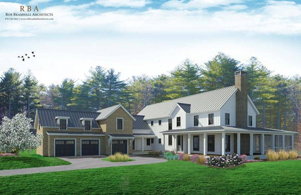 North of Boston New Construction Homes