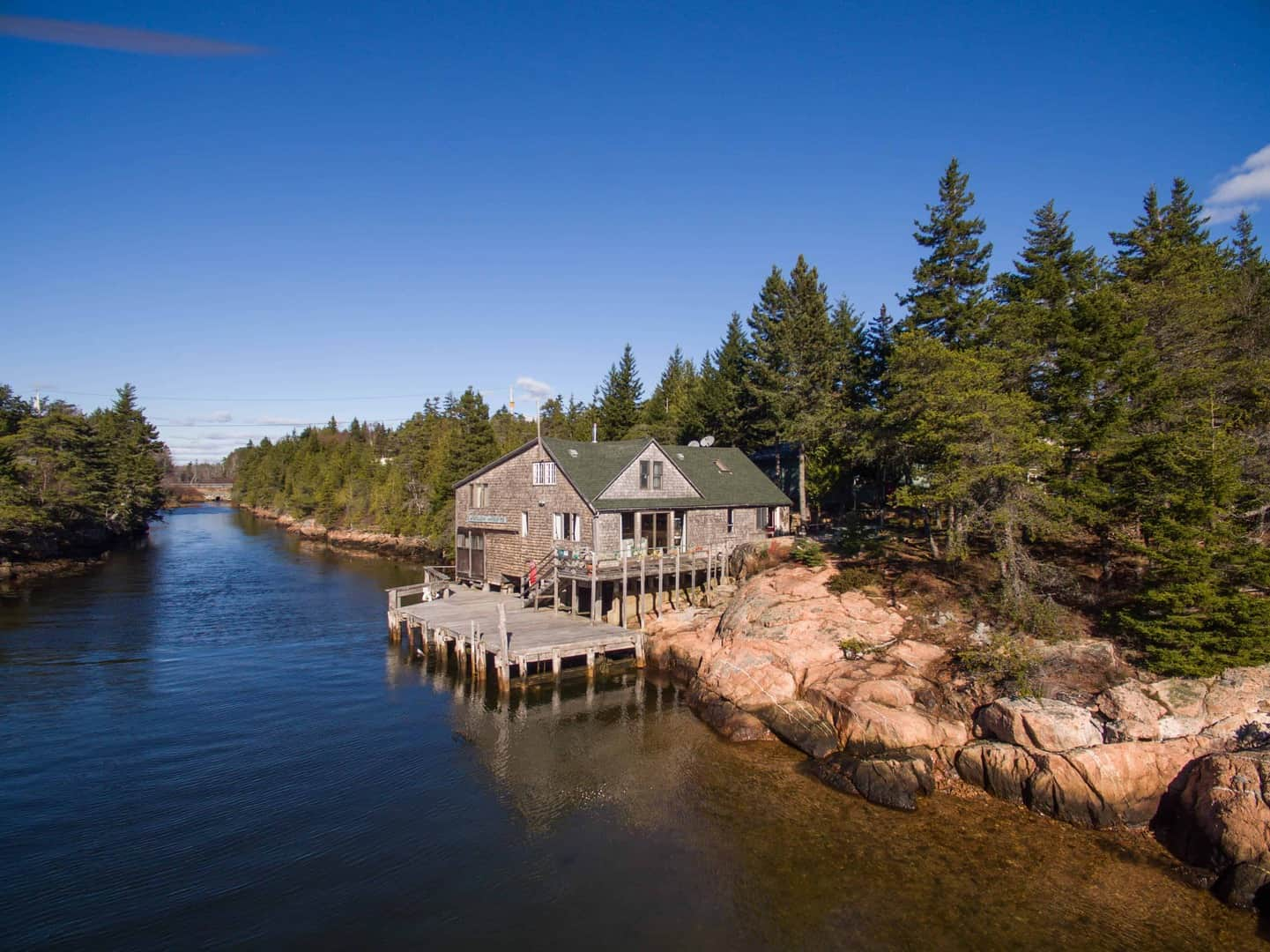 Maine Oceanfront Real Estate