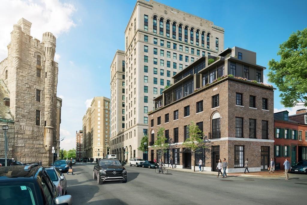 Arlington House | Back Bay New Construction Luxury Condos