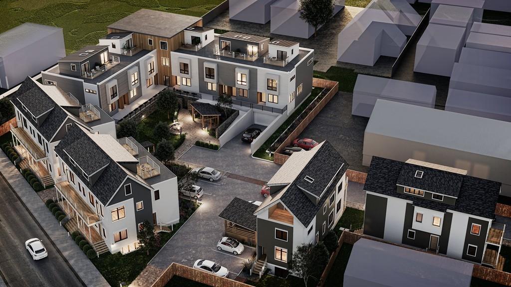 Cedar Place | Somerville New Construction Condos