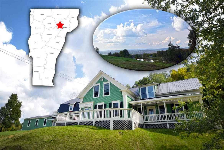 Walden VT Real Estate