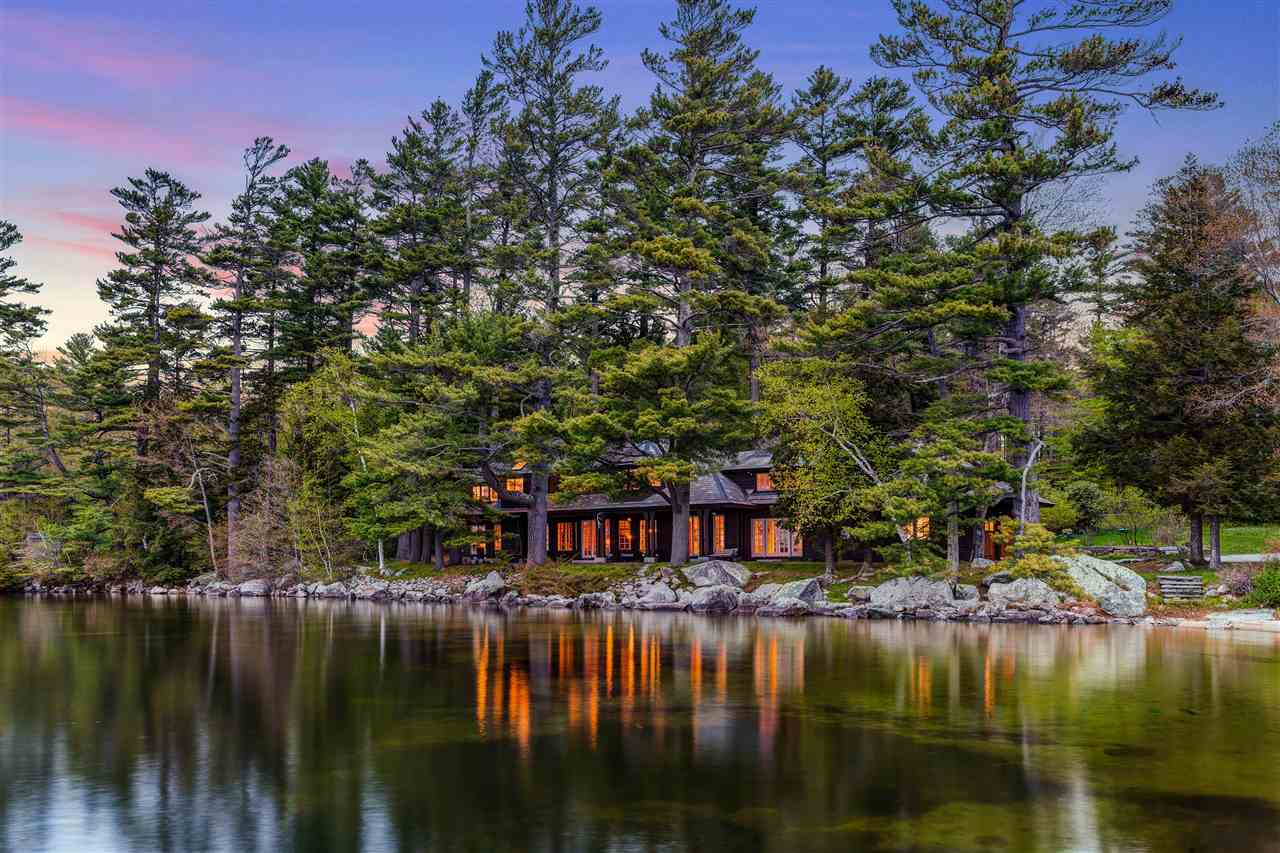 Waterfront Properties NH