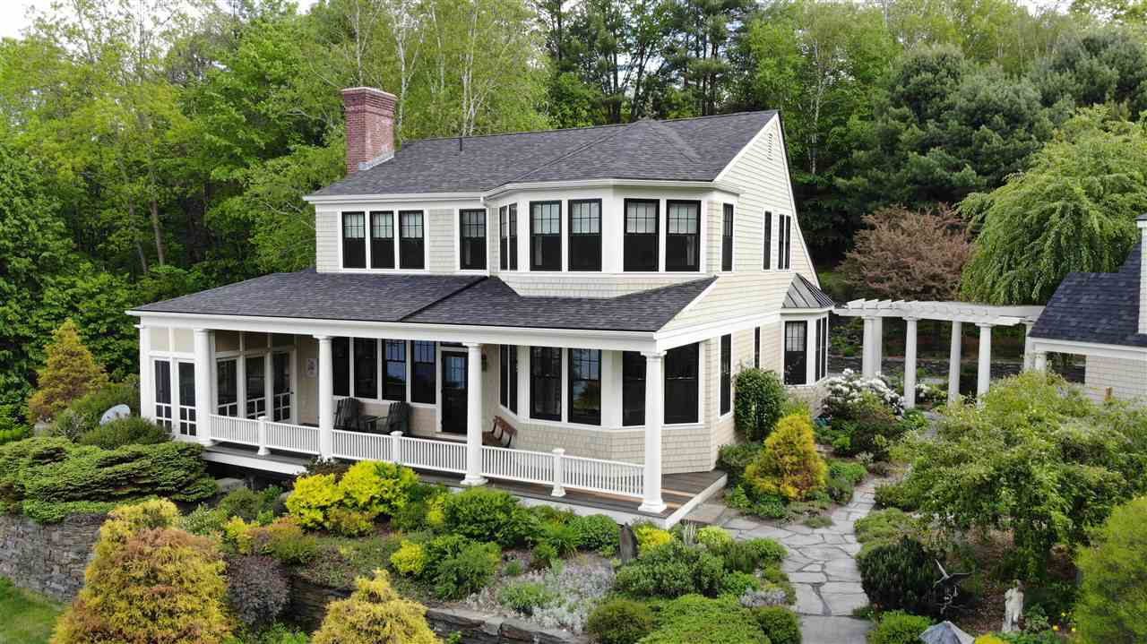 Upper Valley Waterfront Homes in NH
