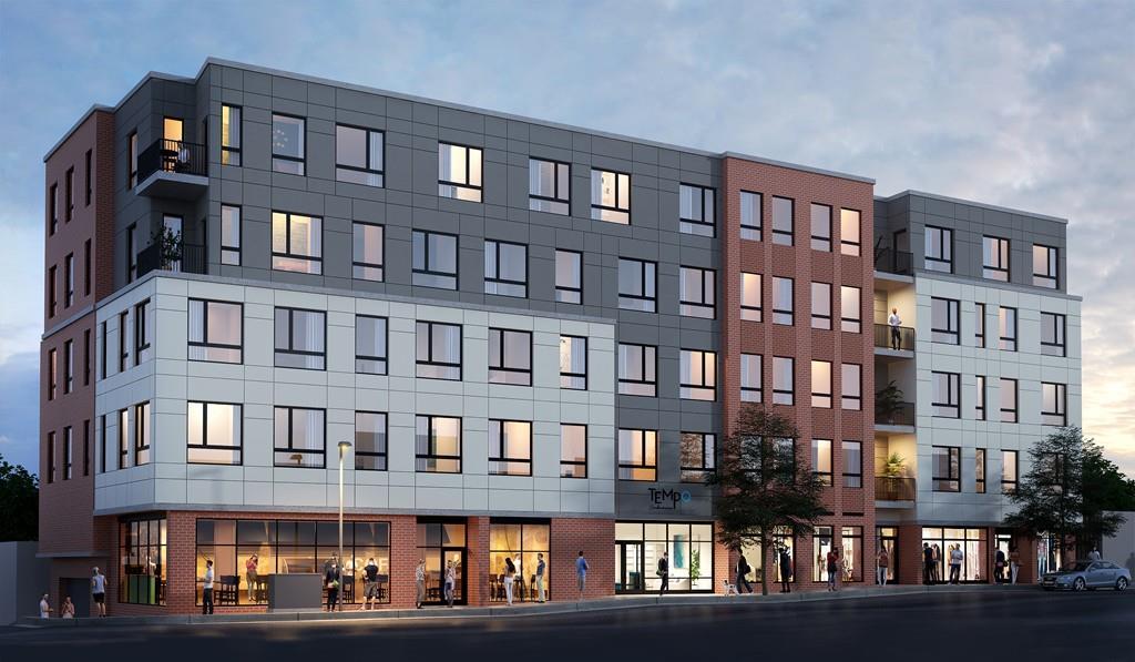 Tempo JP | Jamaica Plain New Construction Luxury Condos