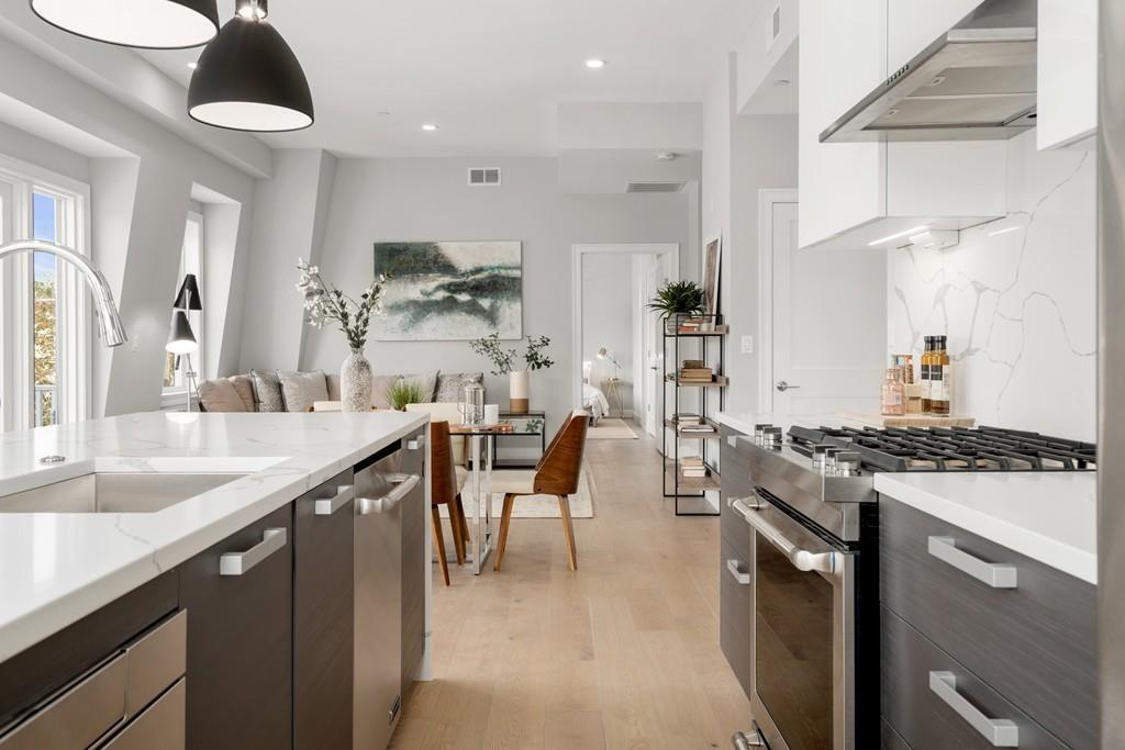 LIV Pleasant | 54 Pleasant St | Dorchester New Construction Condos
