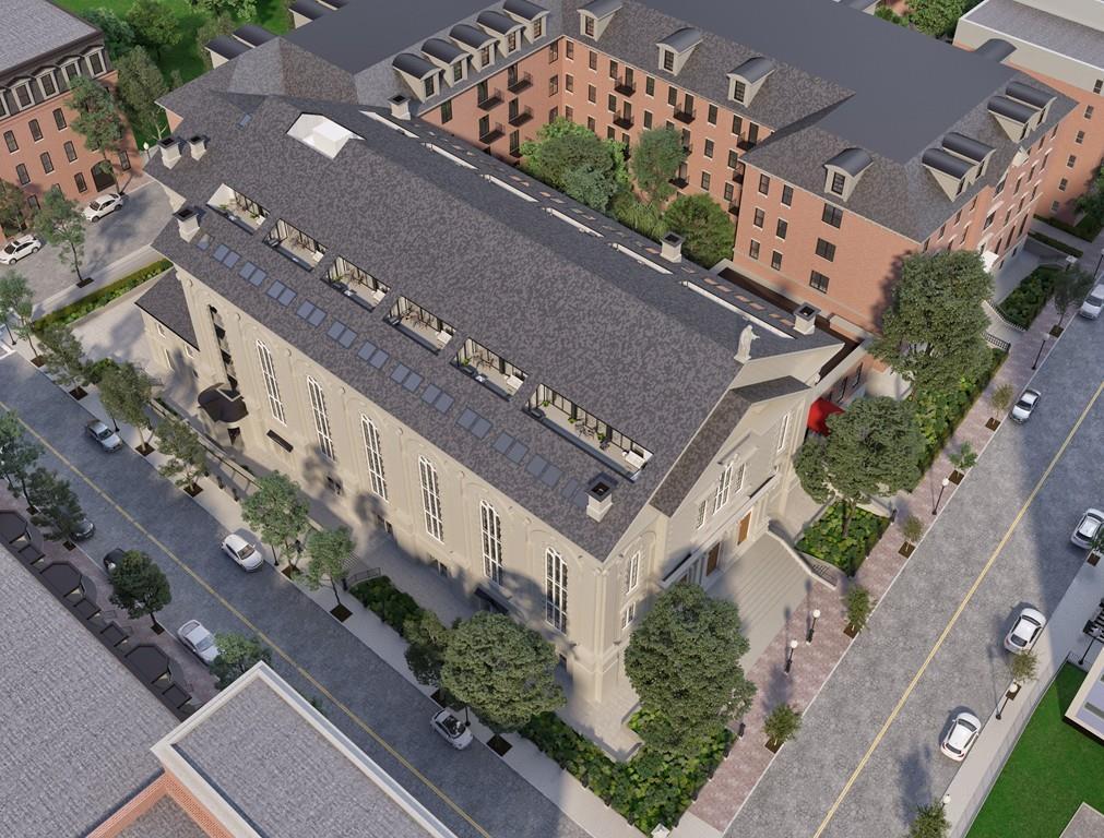 The Cosmopolitan | South End Boston New Construction Luxury Condos