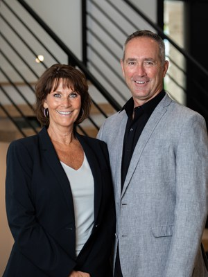 Suzy & Jim Doerr