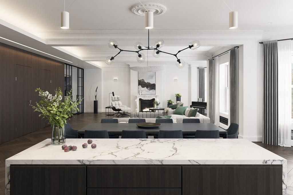 Maison Commonwealth | Back Bay Luxury Condos
