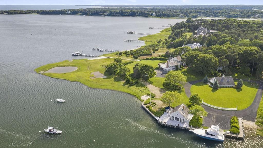 South Shore of Massachusetts Waterfront Properties