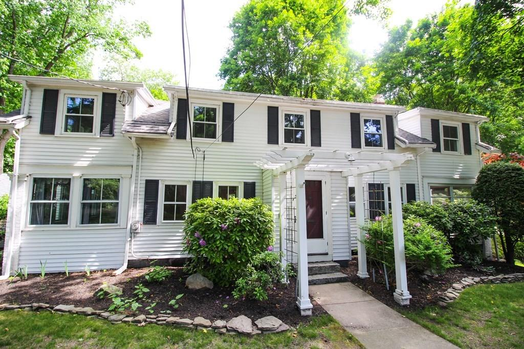 Antique & Historic Homes