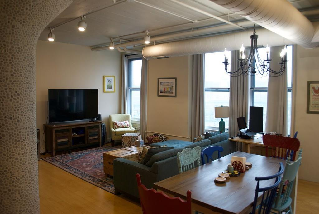 The Residences at 210 South Street Lofts