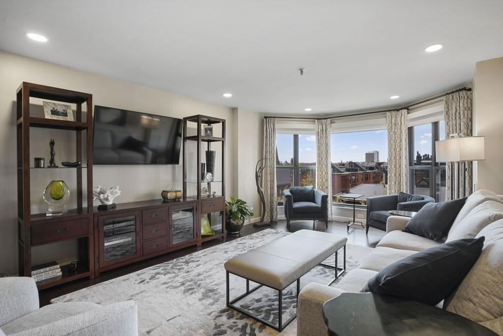 Residences at Copley Place