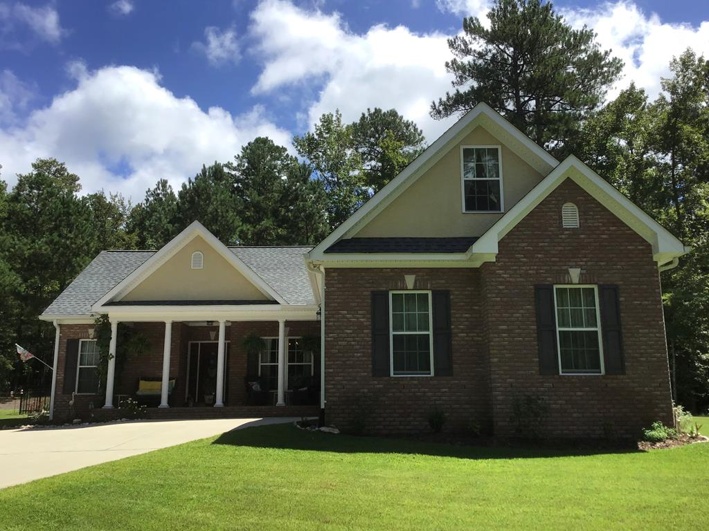 Affordable Homes in Savannah Lakes