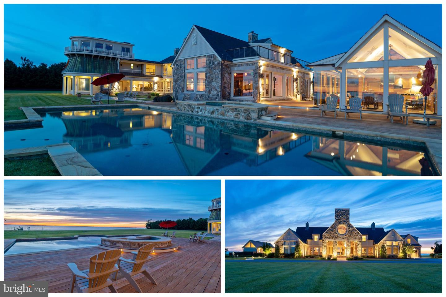 Kent Island Waterfront Homes < 1M