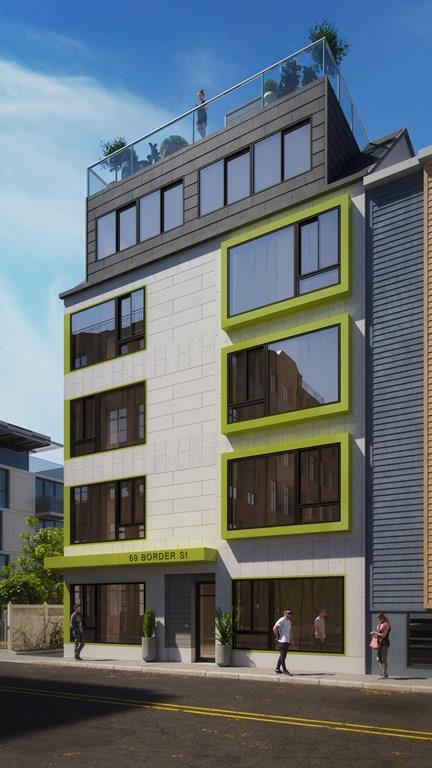 71 Border | East Boston Waterfront New Construction Condos