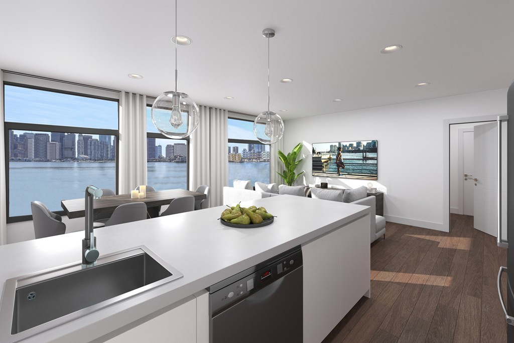 East Boston: Featured New Construction Condo Buildings