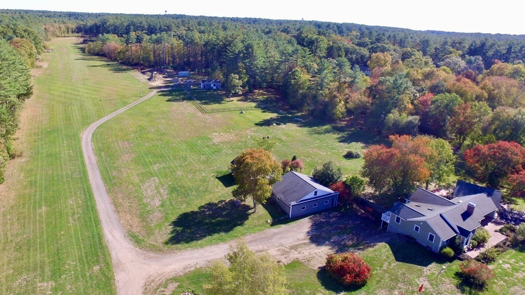 Pembroke Homes with over an acre of land