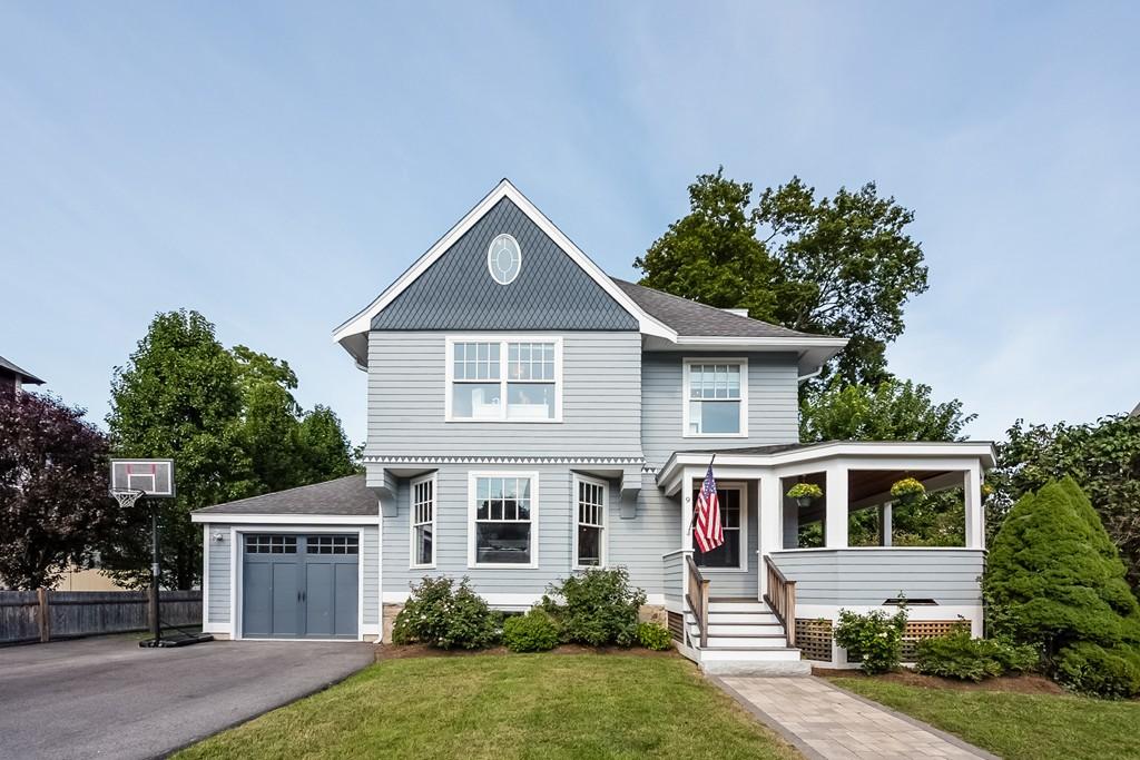 West Roxbury, MA Sold
