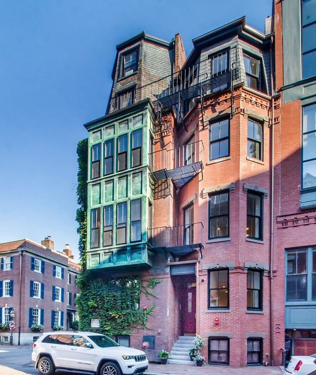 Apartments in Boston's Beacon Hill Neighborhood