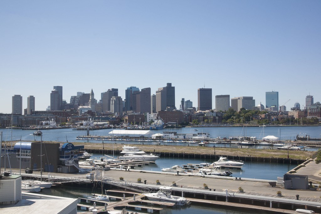 Apartments in Boston's Charlestown Neighborhood