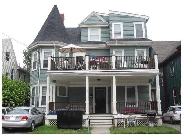 Homes for sale in Boston's Allston neighborhood