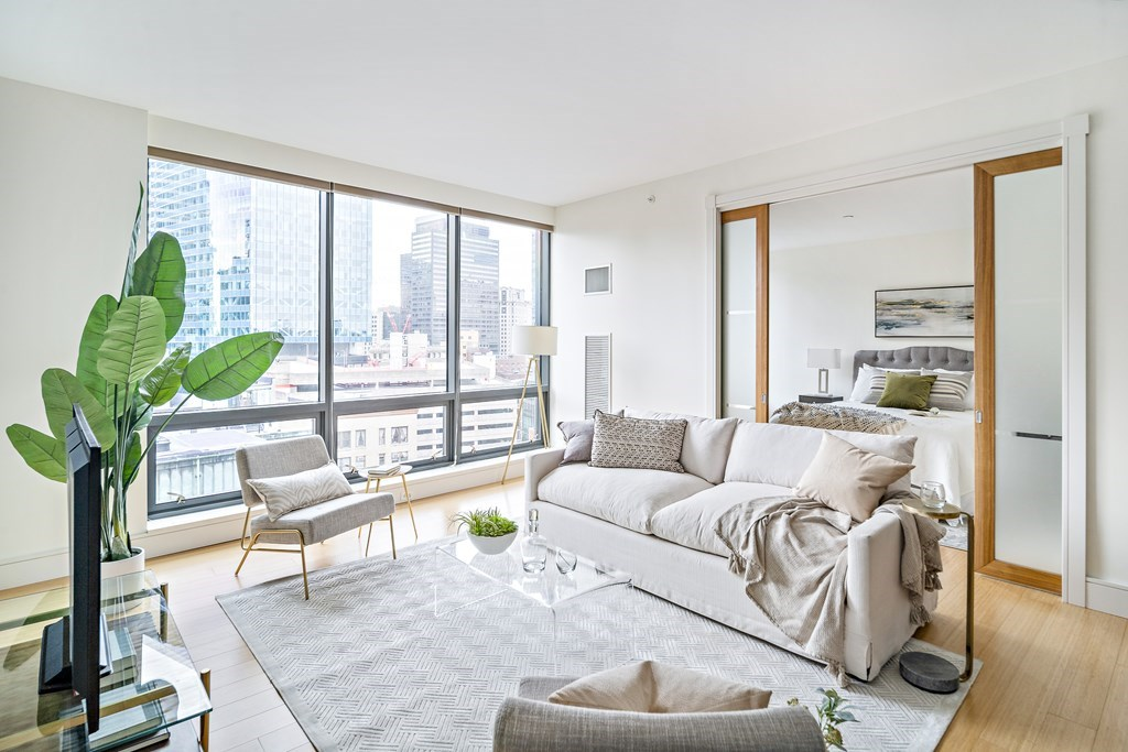 Homes For Sale in Boston's Financial District